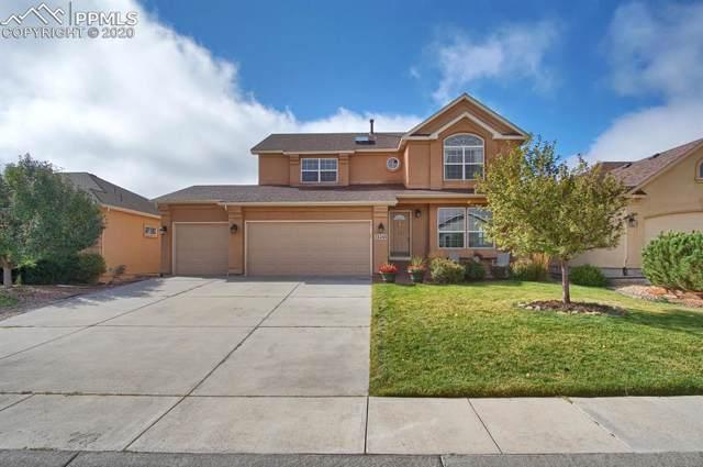12245 Big Cypress Drive, Peyton, CO 80831 (#6531030) :: The Peak Properties Group