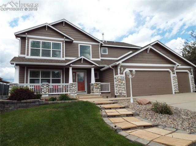 15692 Candle Creek Drive, Monument, CO 80132 (#6532542) :: Tommy Daly Home Team