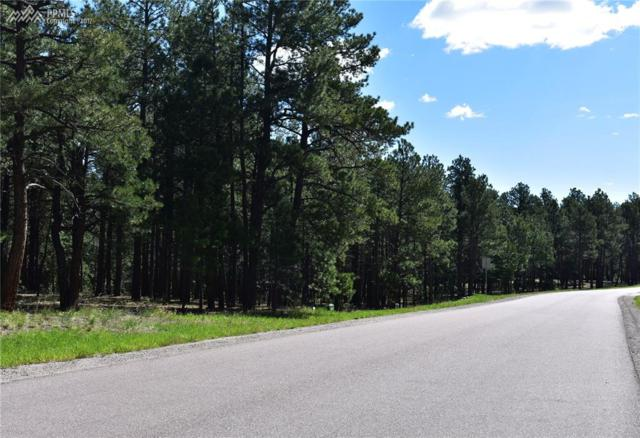 15224 Pole Pine Point, Colorado Springs, CO 80908 (#6533659) :: The Hunstiger Team