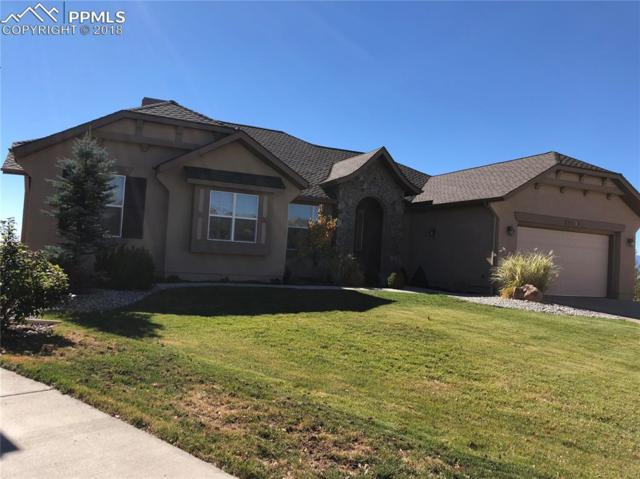 2453 Cinnabar Road, Colorado Springs, CO 80921 (#6533754) :: The Hunstiger Team