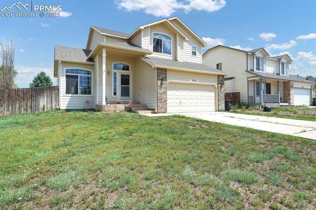 5624 Marabou Way, Colorado Springs, CO 80911 (#6535539) :: Dream Big Home Team   Keller Williams