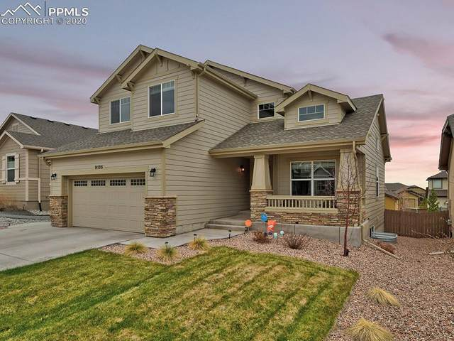9135 Argentine Pass Trail, Colorado Springs, CO 80924 (#6536763) :: Finch & Gable Real Estate Co.