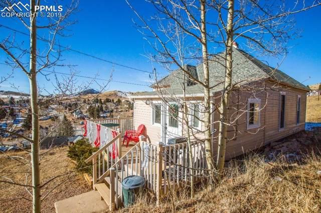 232 E Golden Avenue, Cripple Creek, CO 80813 (#6538357) :: Jason Daniels & Associates at RE/MAX Millennium