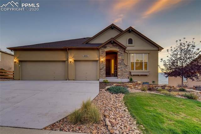 201 Kettle Valley Way, Monument, CO 80132 (#6538871) :: The Harling Team @ Homesmart Realty Group