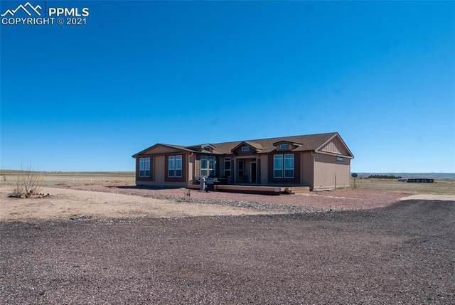 21225 Judge Orr Road, Calhan, CO 80808 (#6541147) :: The Kibler Group