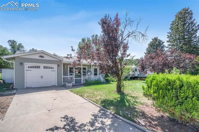 605 Aspen Drive, Colorado Springs, CO 80911 (#6541901) :: CC Signature Group