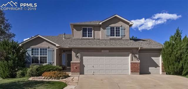 2251 Fieldcrest Drive, Colorado Springs, CO 80921 (#6543100) :: The Daniels Team