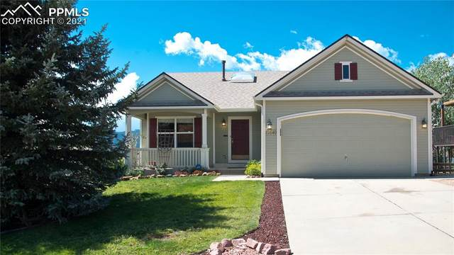 15540 Candle Creek Drive, Monument, CO 80132 (#6543195) :: Tommy Daly Home Team