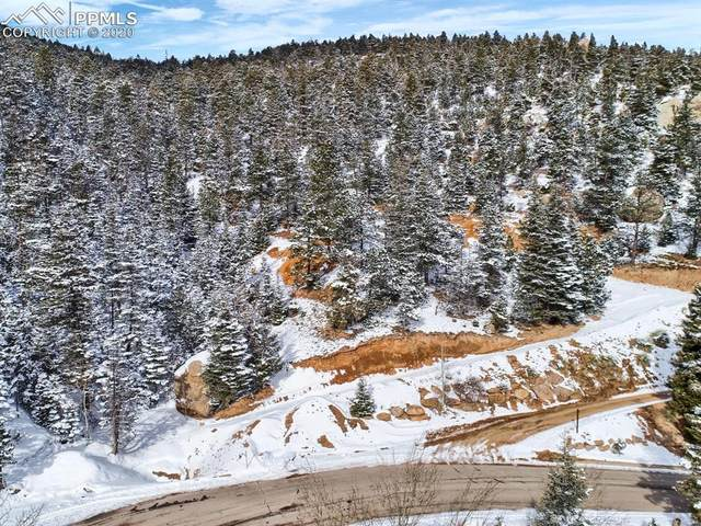 338 Upper Vista Road, Manitou Springs, CO 80829 (#6544041) :: Tommy Daly Home Team