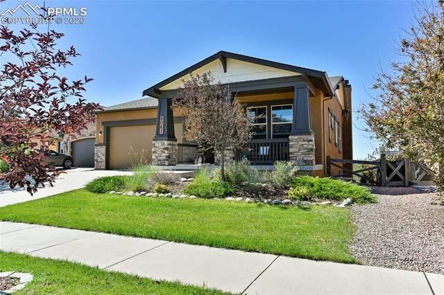 8061 Noble Fir Court, Colorado Springs, CO 80927 (#6544225) :: Colorado Home Finder Realty