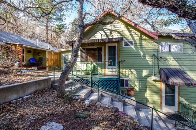 331 Ruxton Avenue, Manitou Springs, CO 80829 (#6544632) :: The Hunstiger Team