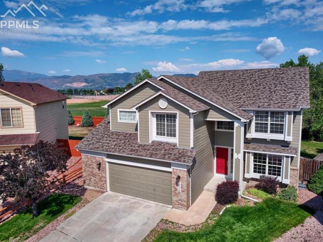 3610 Greenville Court, Colorado Springs, CO 80920 (#6544897) :: The Treasure Davis Team