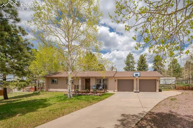 926 Forest Edge Place, Woodland Park, CO 80863 (#6545676) :: Fisk Team, RE/MAX Properties, Inc.