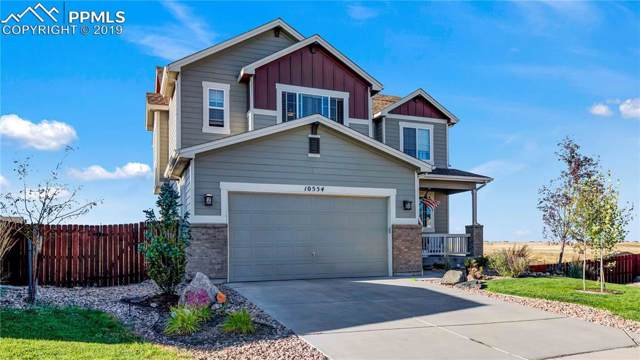 10554 Mt Lincoln Drive, Peyton, CO 80831 (#6546074) :: 8z Real Estate