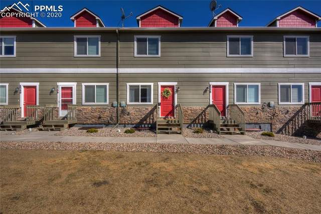 4352 Yellow Dock Point, Colorado Springs, CO 80911 (#6548244) :: The Treasure Davis Team