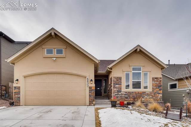 6833 Mustang Rim Drive, Colorado Springs, CO 80923 (#6549709) :: Tommy Daly Home Team