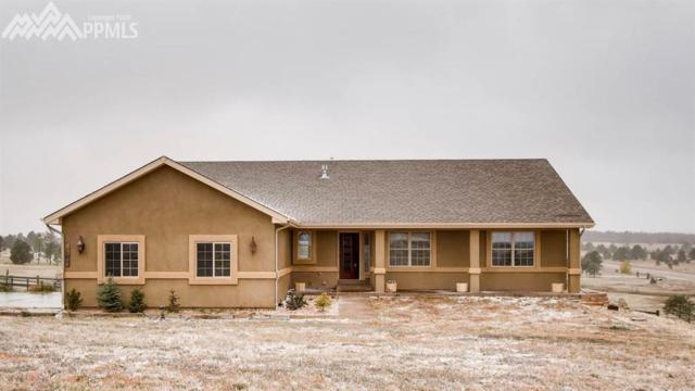 11986 White Antler Trail, Peyton, CO 80831 (#6555364) :: Action Team Realty