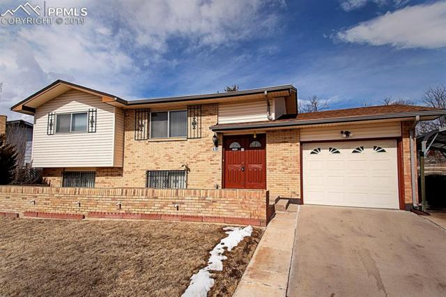 637 Raemar Drive, Colorado Springs, CO 80911 (#6558920) :: Action Team Realty
