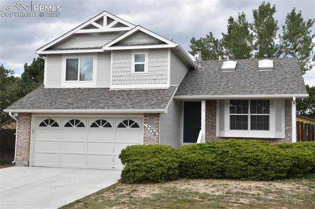 5320 Red Heather Court, Colorado Springs, CO 80915 (#6559358) :: Finch & Gable Real Estate Co.