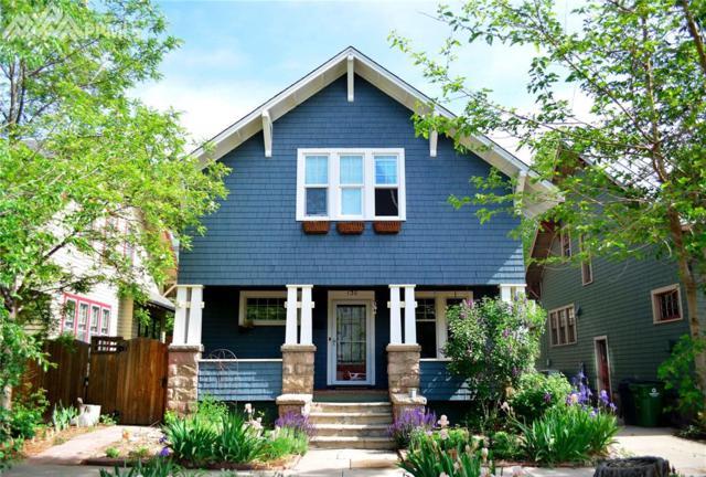 130 E Willamette Avenue, Colorado Springs, CO 80903 (#6559462) :: Colorado Home Finder Realty
