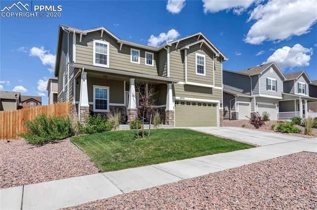 6920 New Meadow Drive, Colorado Springs, CO 80923 (#6560163) :: The Kibler Group
