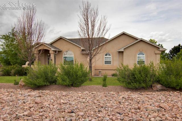 497 S Escalante Drive, Pueblo West, CO 81007 (#6560375) :: Colorado Home Finder Realty