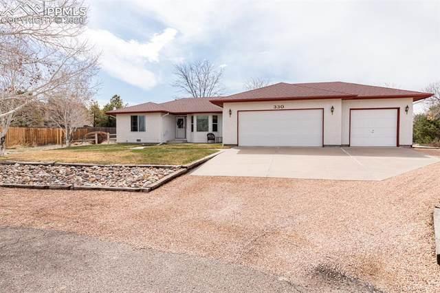 330 S Souchak Court, Pueblo West, CO 81007 (#6560718) :: HomeSmart Realty Group