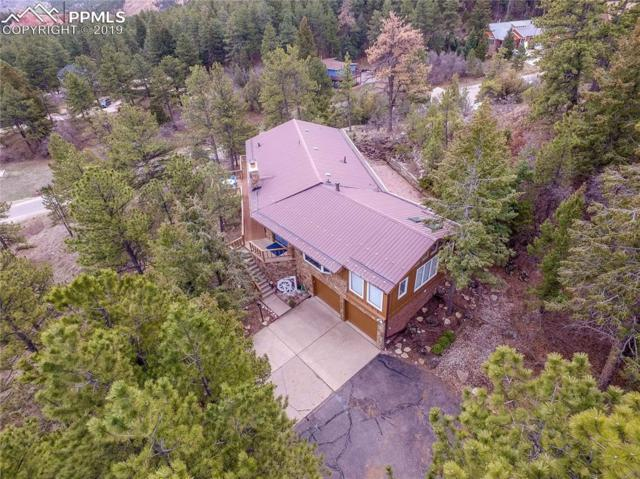 6026 S Pike Drive, Larkspur, CO 80118 (#6561386) :: Compass Colorado Realty