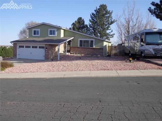 2785 Nogal Court, Colorado Springs, CO 80917 (#6562057) :: The Treasure Davis Team