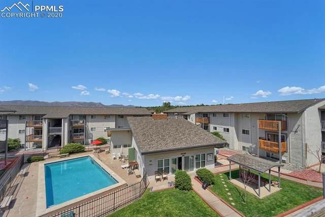 5030 El Camino Drive #17, Colorado Springs, CO 80918 (#6562548) :: 8z Real Estate