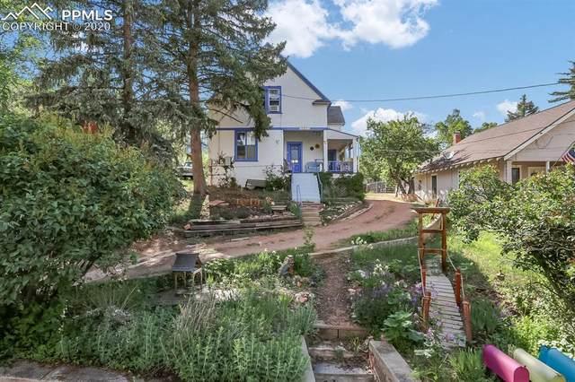 120 Deer Path Avenue, Manitou Springs, CO 80829 (#6562821) :: Fisk Team, RE/MAX Properties, Inc.