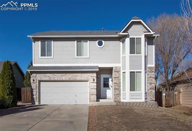 4952 Sebring Drive, Colorado Springs, CO 80911 (#6562853) :: The Kibler Group