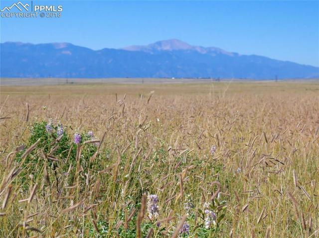 Lot 7 S Franceville Coal Mine Road, Colorado Springs, CO 80929 (#6568753) :: Action Team Realty