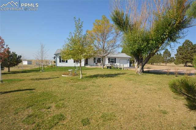 11330 Arshad Drive, Calhan, CO 80808 (#6570204) :: Action Team Realty