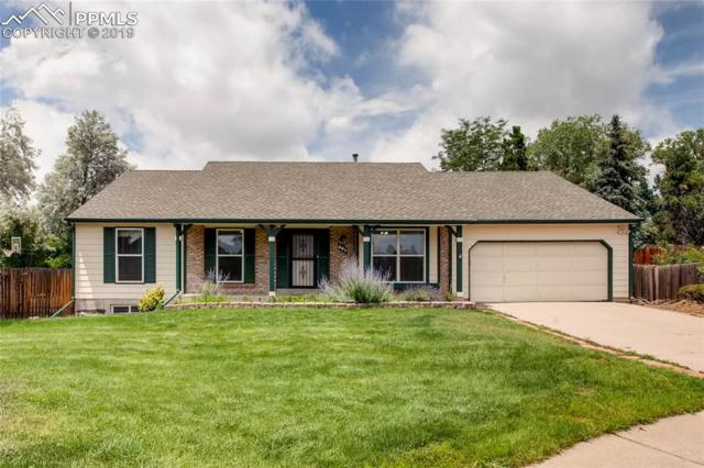 582 Tamarron Drive, Colorado Springs, CO 80919 (#6571644) :: Jason Daniels & Associates at RE/MAX Millennium