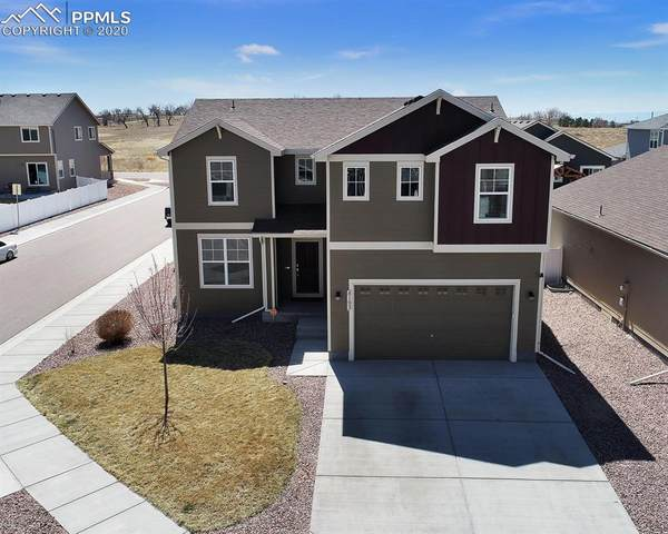 8193 Wagon Spoke Trail, Fountain, CO 80817 (#6572803) :: Tommy Daly Home Team