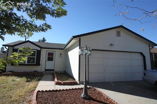 4230 Halstead Circle, Colorado Springs, CO 80916 (#6576486) :: CENTURY 21 Curbow Realty