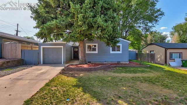 313 Redwood Drive, Colorado Springs, CO 80907 (#6579442) :: Tommy Daly Home Team