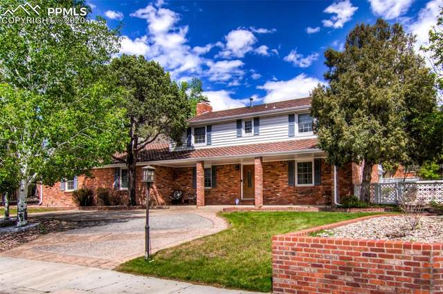 3005 Leslie Drive, Colorado Springs, CO 80909 (#6586838) :: Action Team Realty