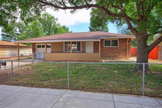 147 Dartmouth Street, Colorado Springs, CO 80911 (#6587980) :: RE/MAX Advantage