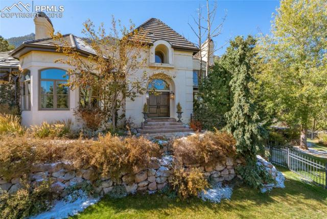 3810 Cheyenne Mountain Zoo Road, Colorado Springs, CO 80906 (#6588080) :: Venterra Real Estate LLC