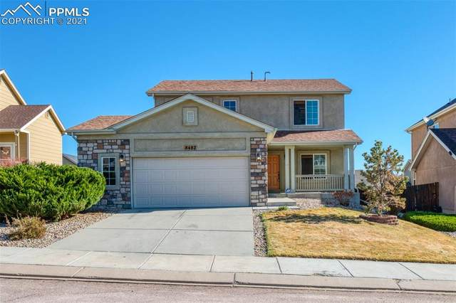 8487 Meadowcrest Drive, Fountain, CO 80817 (#6590086) :: Venterra Real Estate LLC