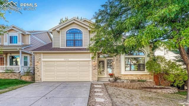 3285 Honeyburyl Drive, Colorado Springs, CO 80918 (#6590791) :: 8z Real Estate