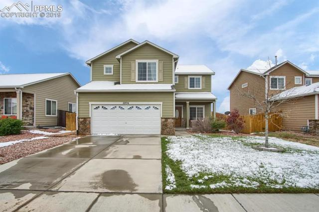 10724 Deer Meadow Circle, Colorado Springs, CO 80925 (#6590861) :: The Hunstiger Team
