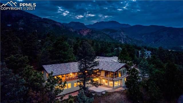 1 Thayer Road, Colorado Springs, CO 80906 (#6594095) :: Finch & Gable Real Estate Co.