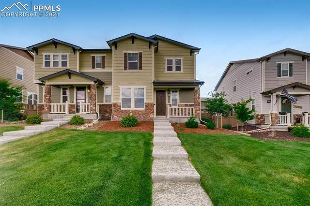 2808 Summer Day Avenue, Castle Rock, CO 80109 (#6594568) :: Action Team Realty