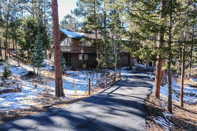 800 Rolling Park Drive, Woodland Park, CO 80863 (#6595278) :: CC Signature Group