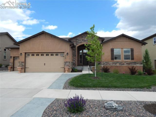 1429 Yellow Tail Drive, Colorado Springs, CO 80921 (#6597150) :: Jason Daniels & Associates at RE/MAX Millennium
