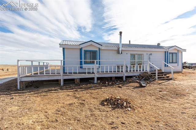 12305 Sals View, Calhan, CO 80808 (#6602442) :: Tommy Daly Home Team