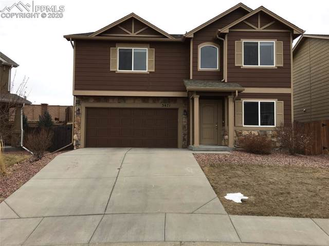 3671 Reindeer Circle, Colorado Springs, CO 80922 (#6603312) :: Tommy Daly Home Team